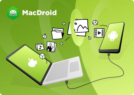 All-new Android file transfer app - MacDroid