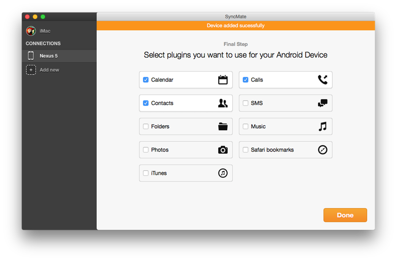 How to transfer files from Android to Mac and vice versa