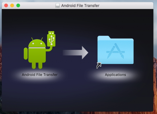 Android File Transfer