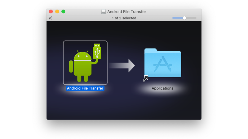 free download android file transfer for mac