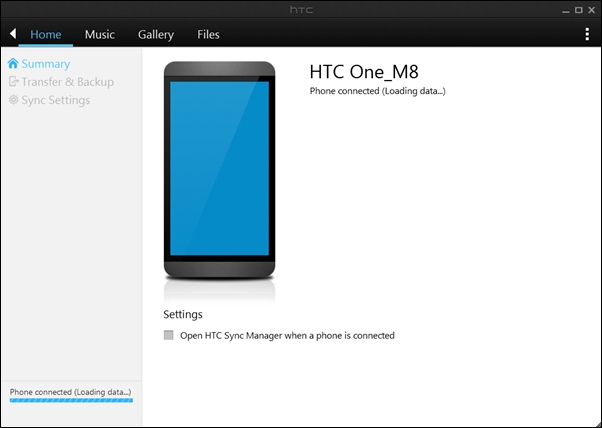 Here are two tips to sync music from iTunes to HTC One: