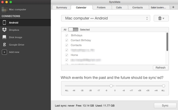 iCal Sync for Android